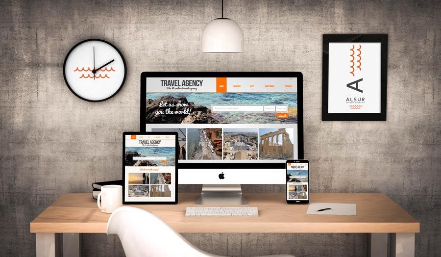 diseño web el puerto de santa maría al sur estudio