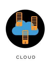 Diferencias entre un servidor compartido, dedicado, cloud y VPS - servidor cloud