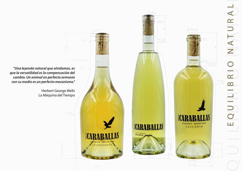 Packaging & Dosier Caraballas Chardonnay & Sauvignon