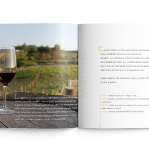 Samsara Wines Dosier de Vinos Fotografía