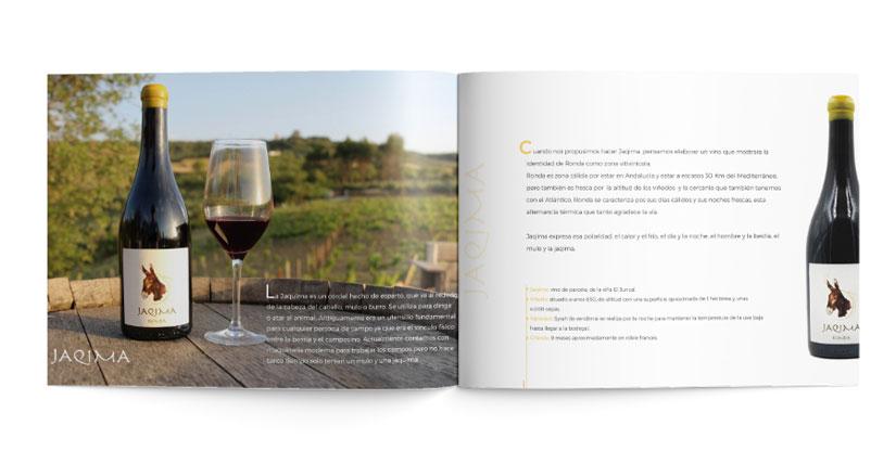 Samsara Wines Dosier de Vinos & Fotografías