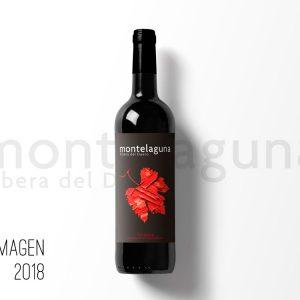 Montelaguna Diseño de etiquetas Cádiz Vino Crianza Al Sur Estudio