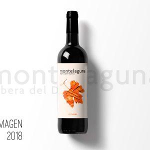 Montelaguna Diseño de etiquetas Cádiz Vino