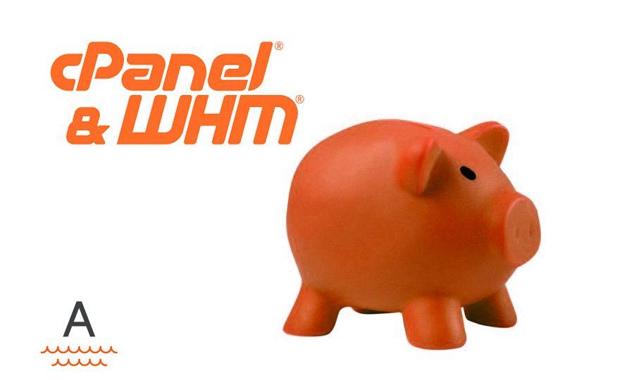 cPanel sube los precios, ¡y mucho!