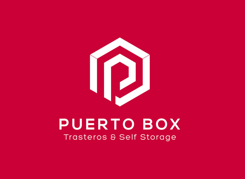 Trasteros Puerto Box Diseño Logotipo Al Sur Estudio