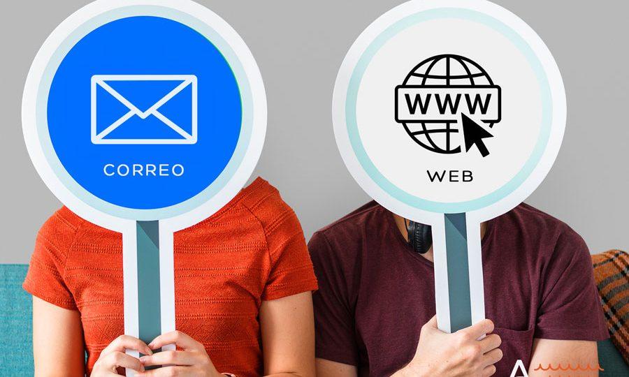 Por qué separar el correo de la web en dos hostings