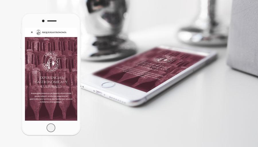 Arqueogastronomía Web Tienda Online Al Sur Estudio