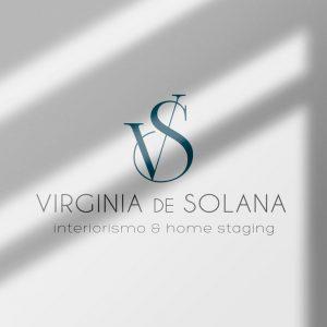 Virginia de Solana Interiorismo & Home staging Branding