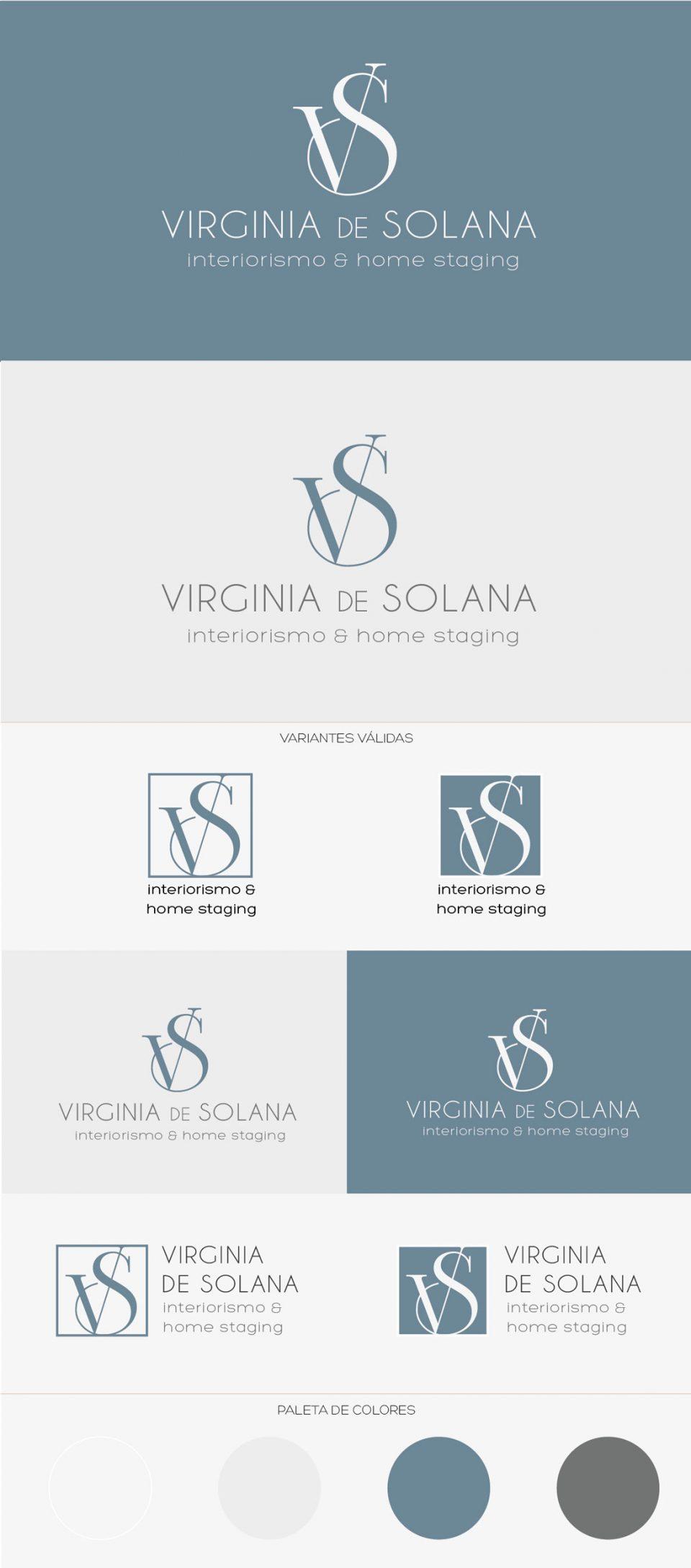 Virginia de Solana Interiorismo Branding Al Sur Estudio Home Staging
